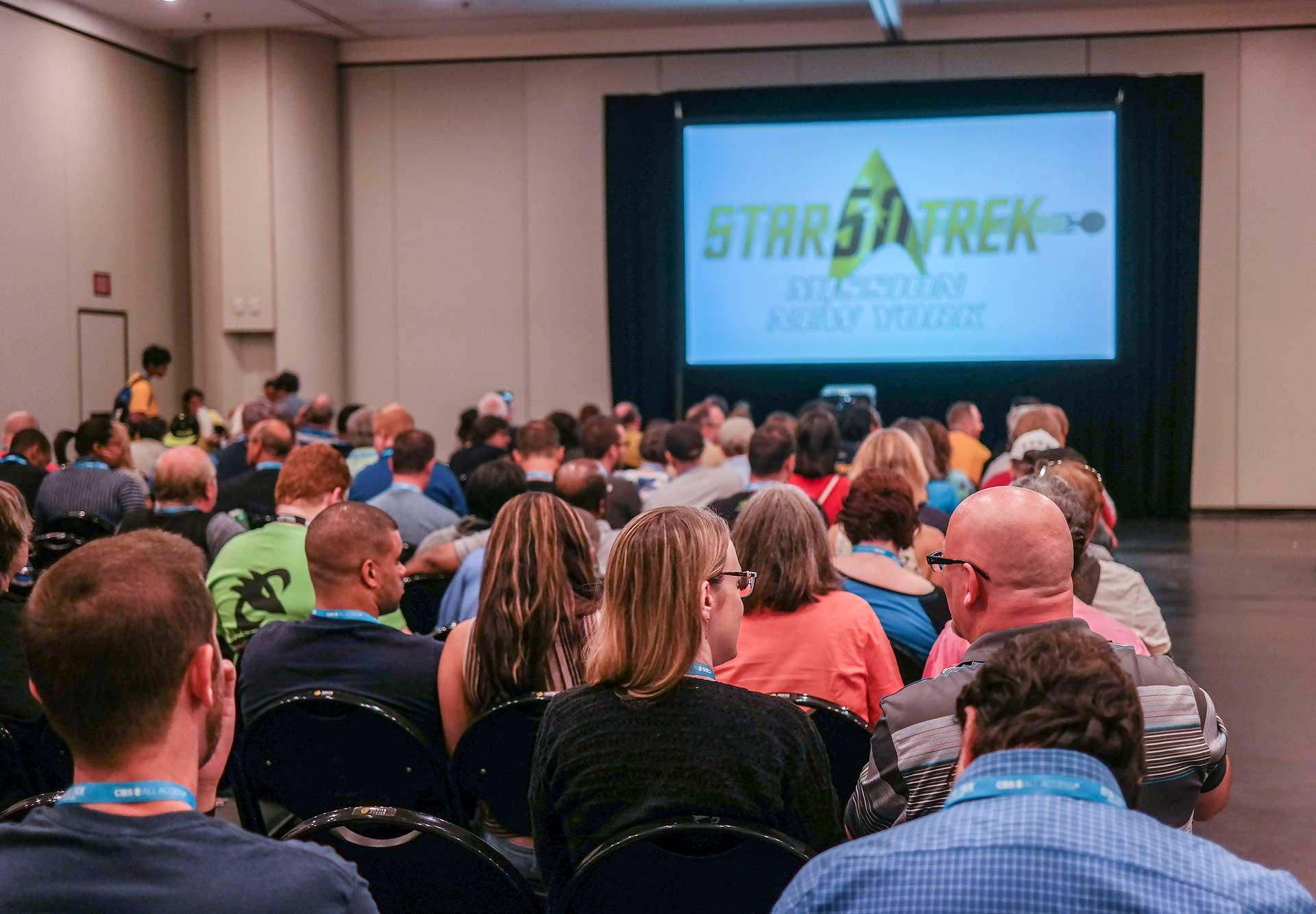 Start Trek conference