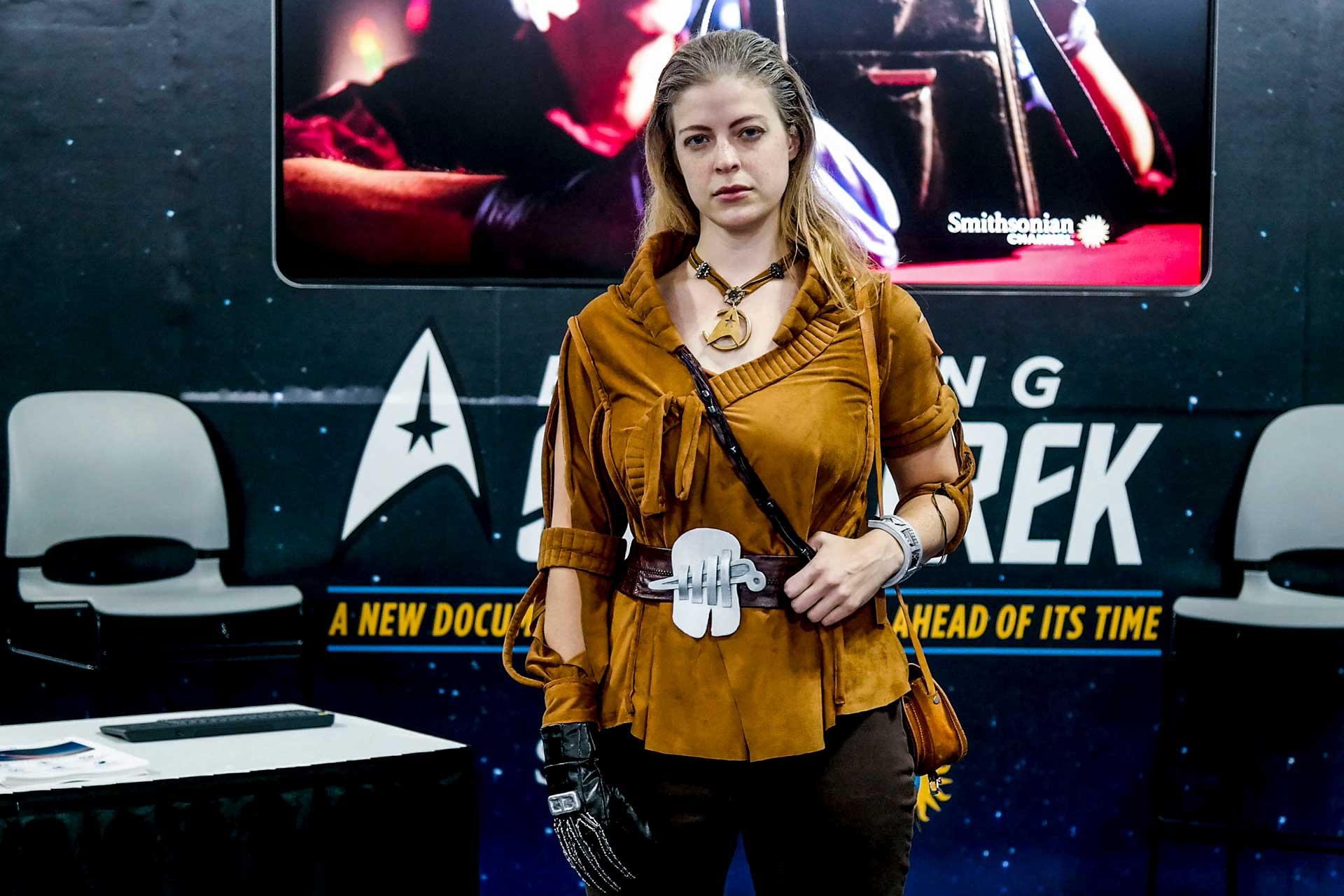 Start Trek costume