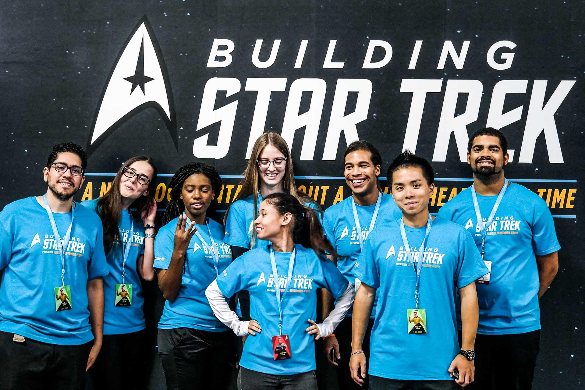 Start Trek staff